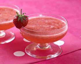 Limonade de fraises