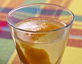 Shrubb, le cocktail de Noël à l'antillaise