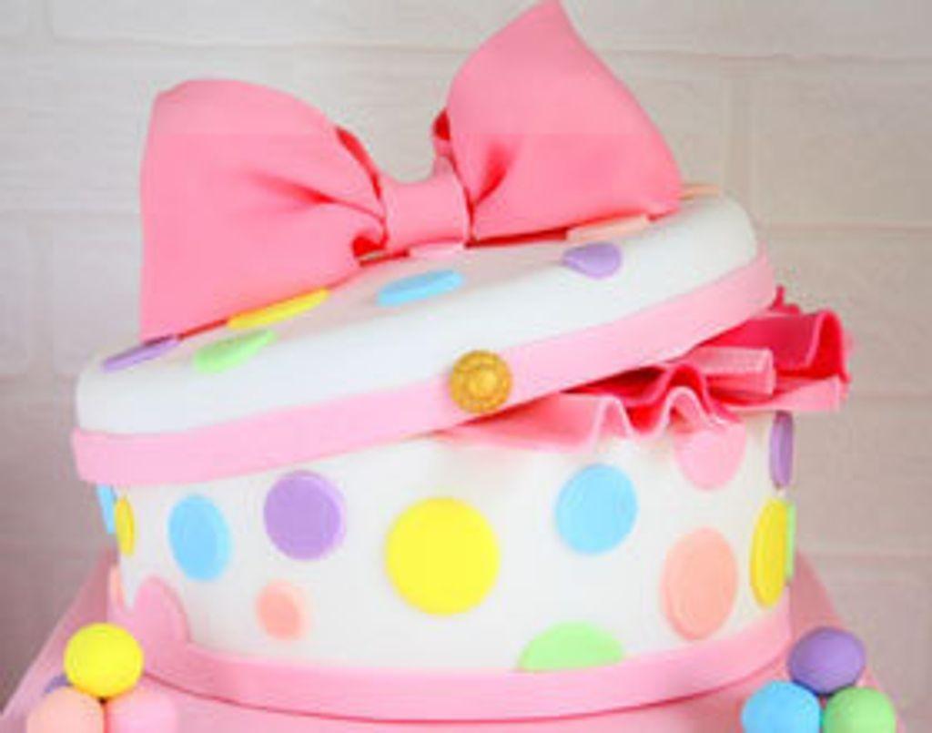 Le cake design, pour les pros !