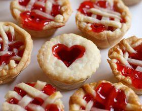 Mini-tartelettes aux fruits rouges