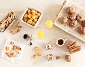 Remix de recette : le petit déjeuner français