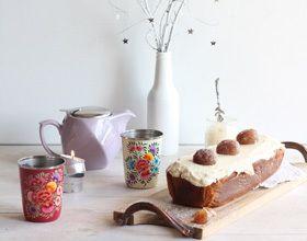 Recette remixée : le chestnut cake