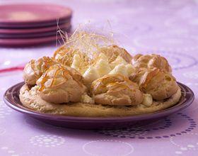 Comment faire... un Saint Honoré à la crème chiboust ?