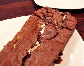 Moelleux au chocolat à la fleur de sel