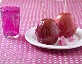 Comment faire... des pommes d'amour ?