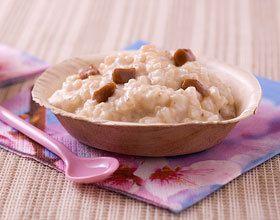 Riz au lait au caramel d'Isigny