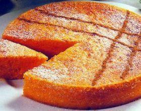 Gâteau tendre à la carotte