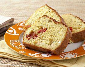 Cake à la feta et aux tomates cerises par Lilie2112