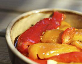 Comment faire... des poivrons grillés ?