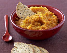 Dip aux carottes et cumin