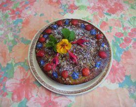 Gâteau à la courgette