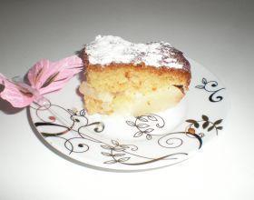 Gâteau aux pommes rapide et moelleux
