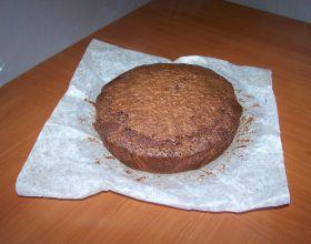 Gâteau pétillant coco/choco