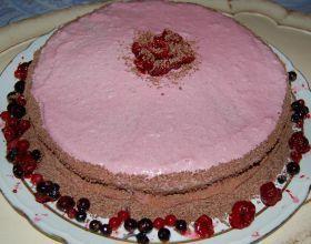 Le gâteau enchanté
