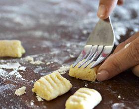 Comment faire... des gnocchis de pomme de terre ?
