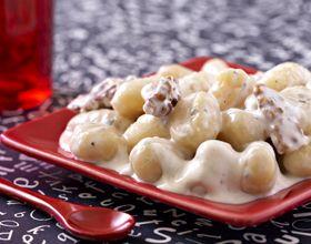 Gnocchis au gorgonzola et aux noix