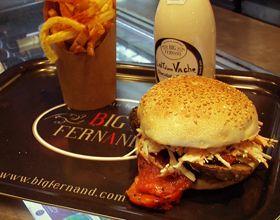 La recette du burger végétarien spécial elleadore.com !