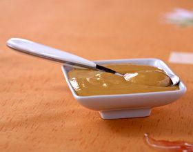 Vinaigrette moutarde abricots