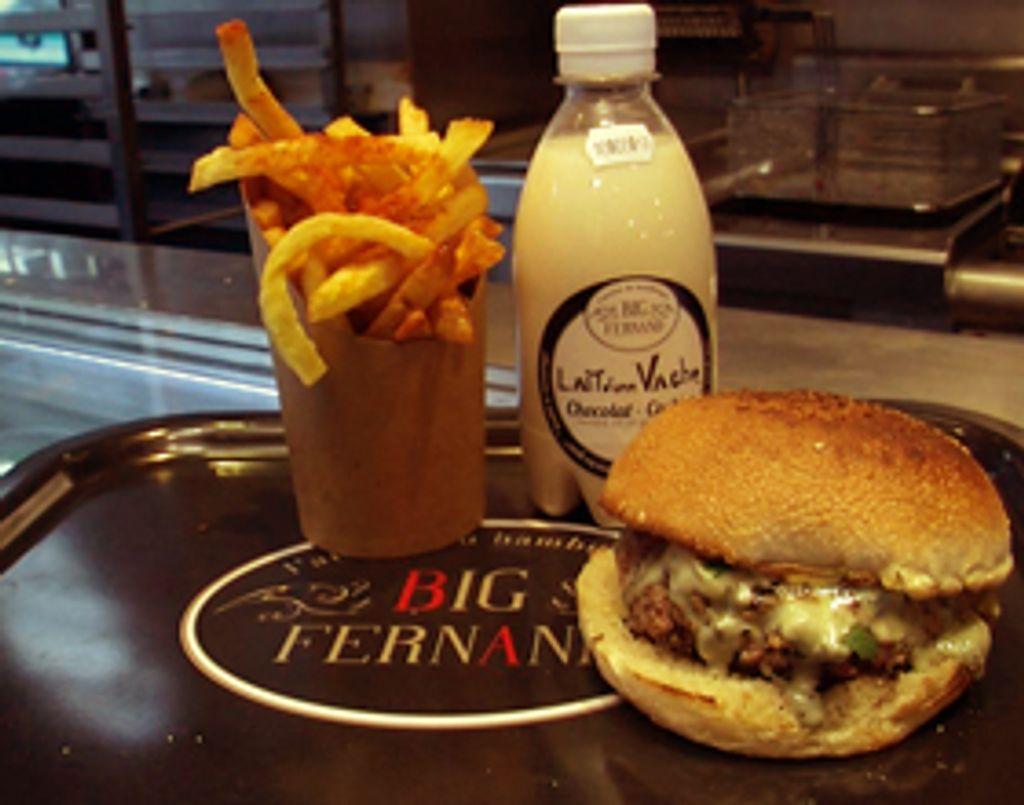 "Burger Day : la recette du ""Victor"" de Big Fernand !"