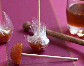 Comment faire... des sucettes au miel ?