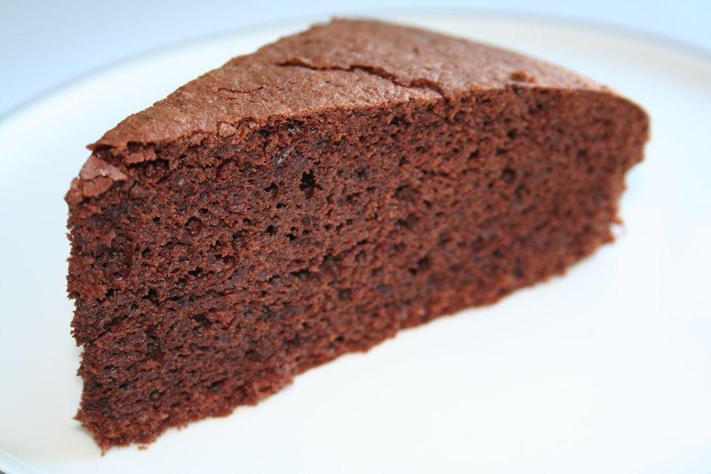 Un gâteau, du chocolat et zéro tracas