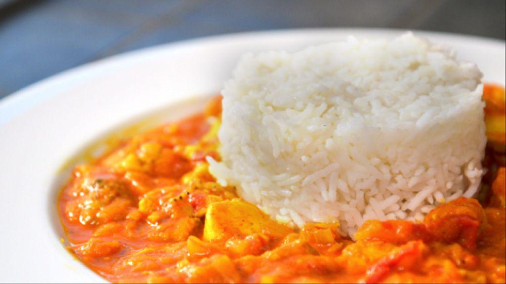 Yummy ! Le curry de poulet aux légumes verts