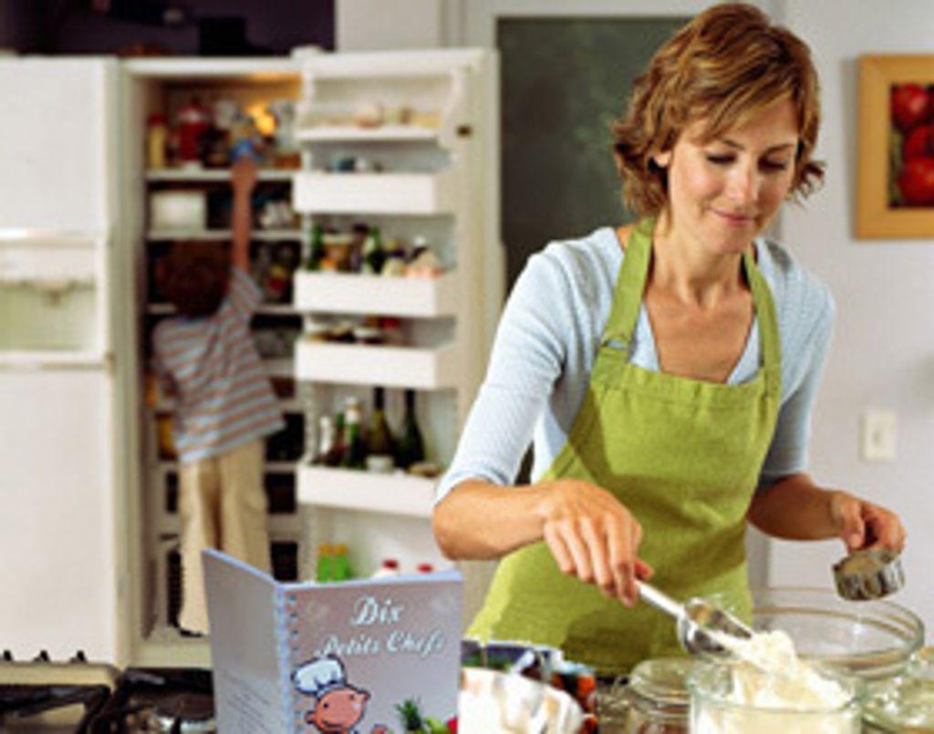 Créez votre propre livre de cuisine !