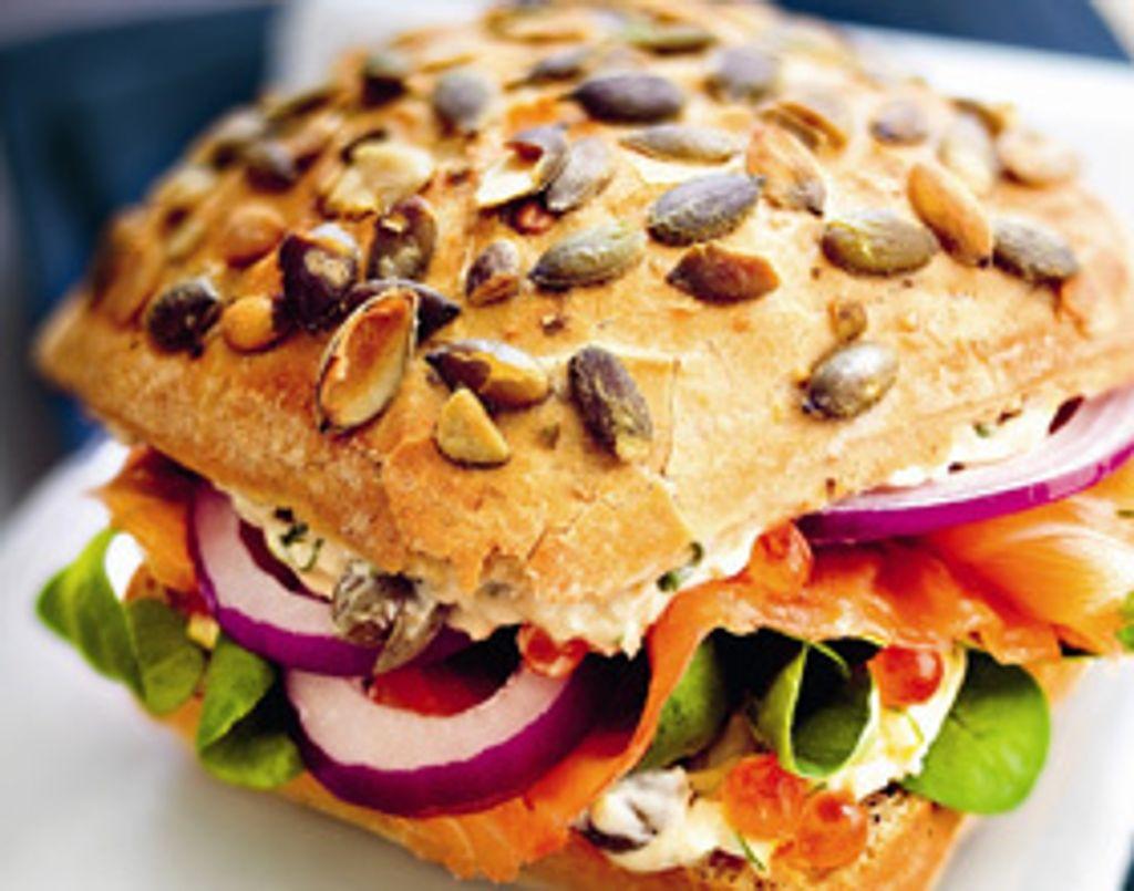 Je prépare de délicieux sandwichs avec Guy Martin