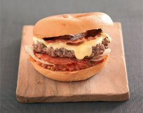 Burger savoyard