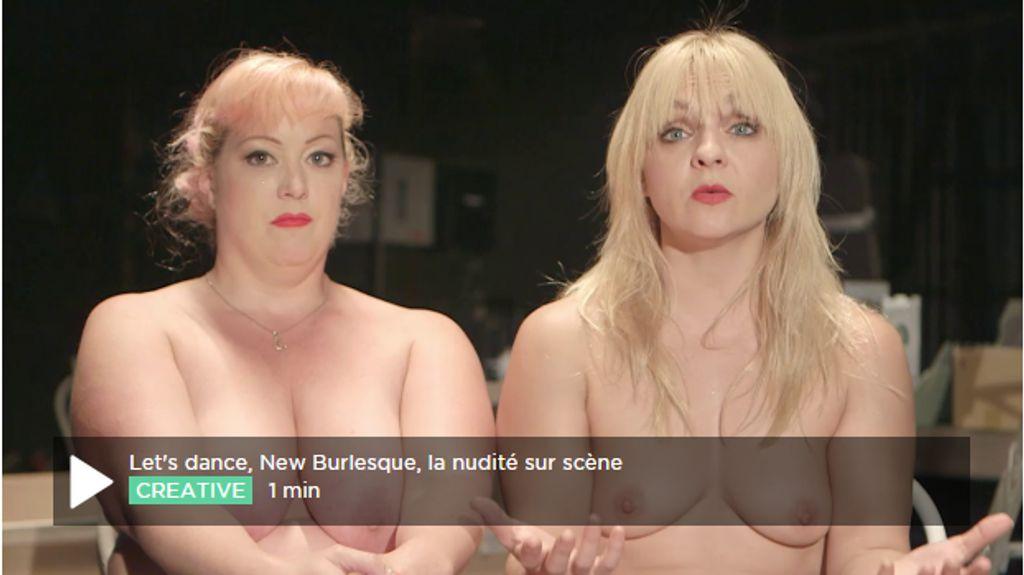 Danse, nudité et féminisme