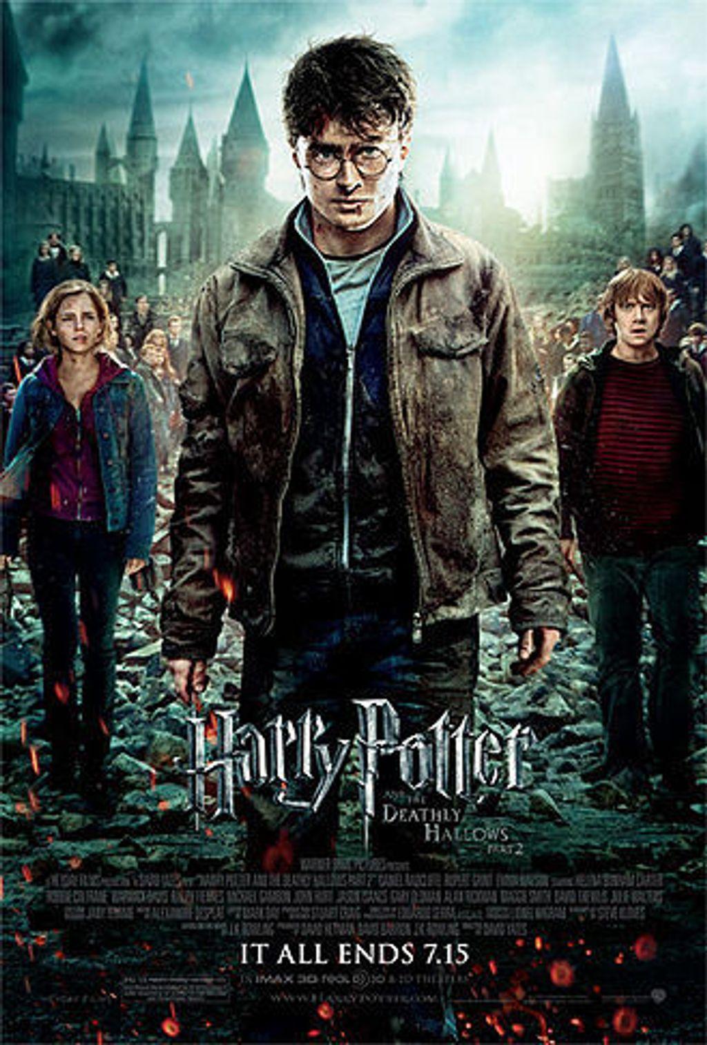 Mon histoire d'amour avec Harry Potter