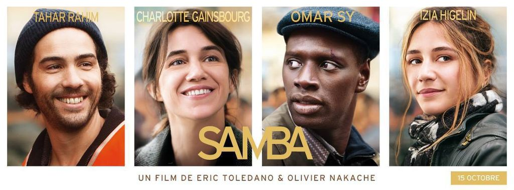 Ouvrez le bal des salles obscures avec Samba