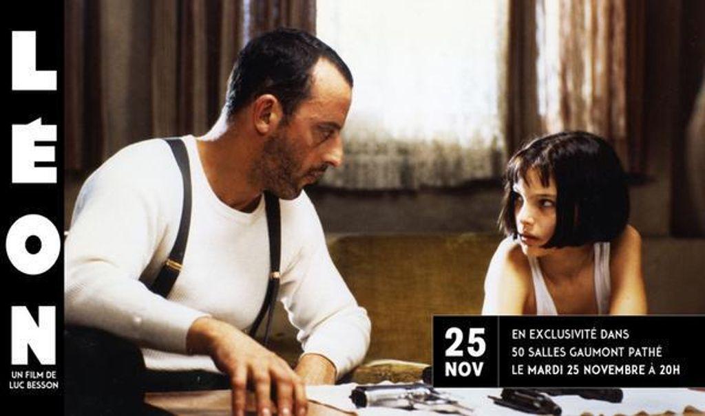 Pour ses 20 ans, le film Léon ressort au cinéma