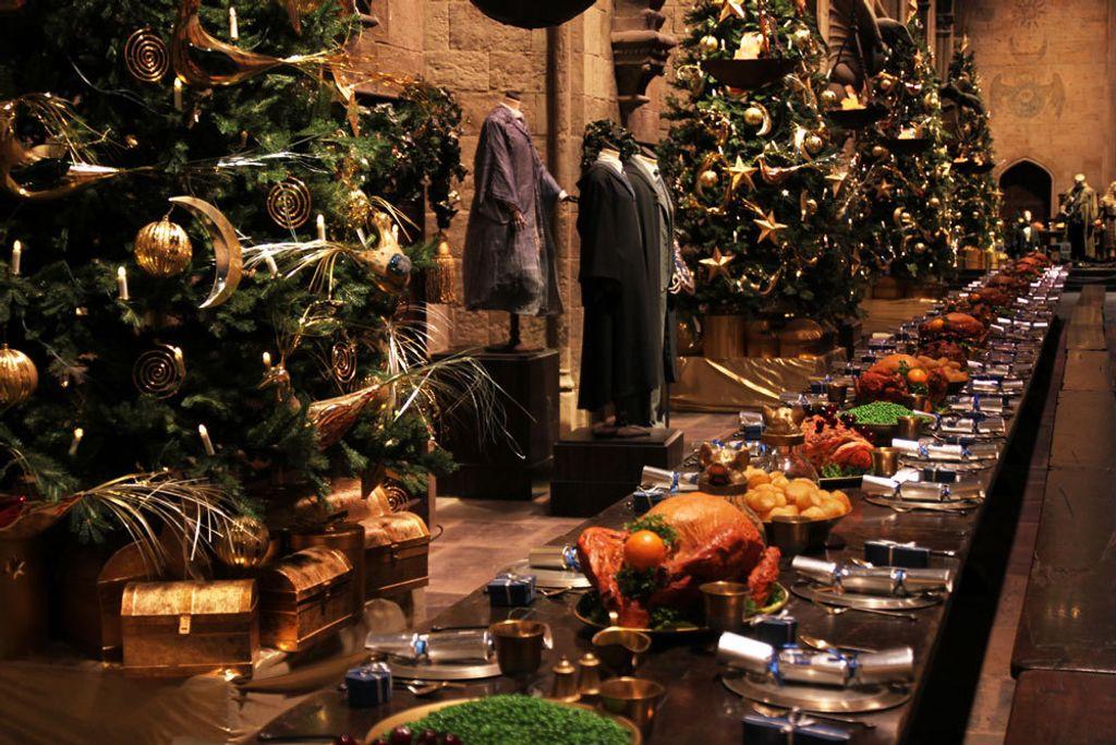 J'irais passer Noël à Poudlard