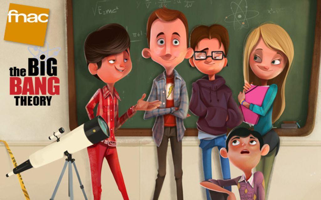 The Big Bang Theory : une expo 100% geek