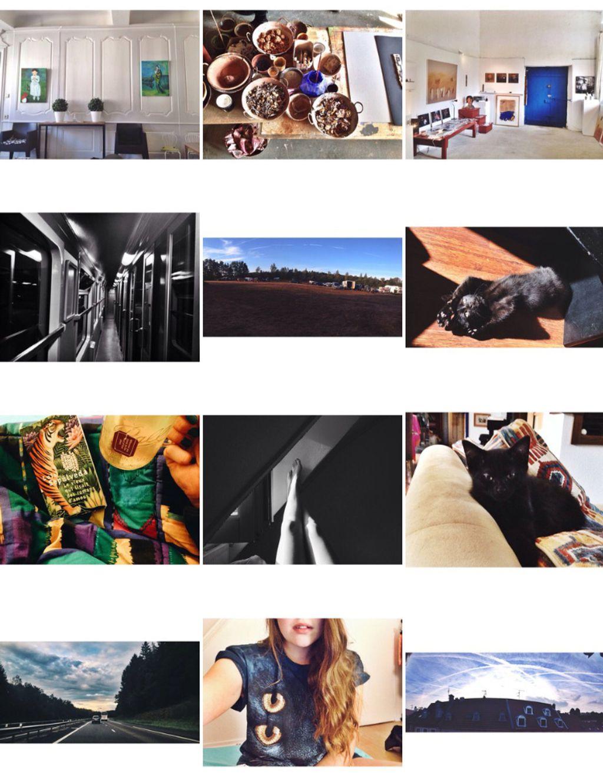 Je suis contre les photos pas carrées sur Instagram
