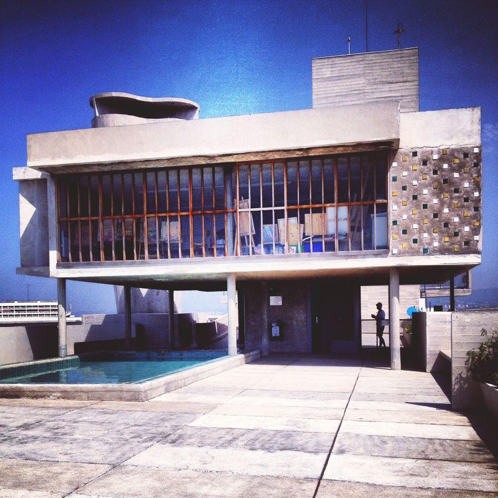 Je veux vivre dans la Cité Radieuse de Le Corbusier