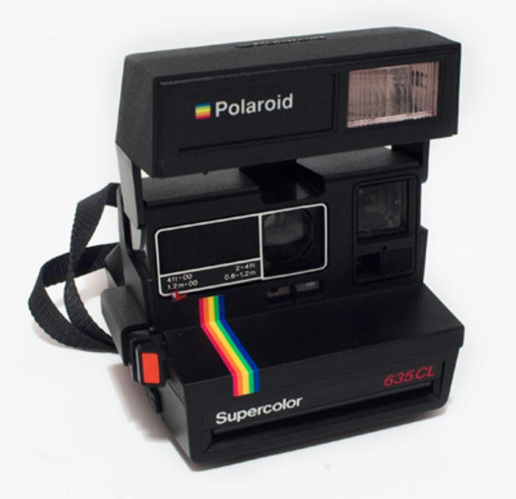 Polaroid, le chouchou de la photo