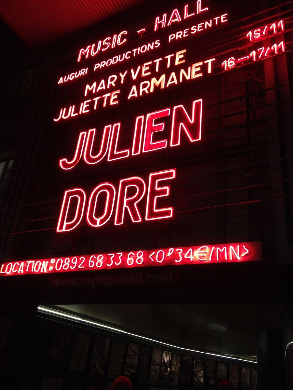 Et si Julien Doré était devenu le gendre idéal ?