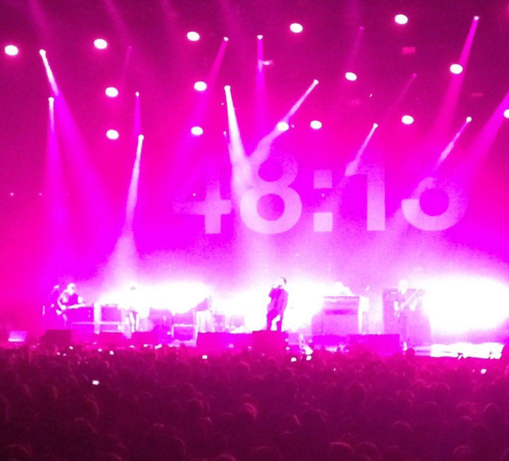 J'ai vécu le concert de Kasabian à Paris