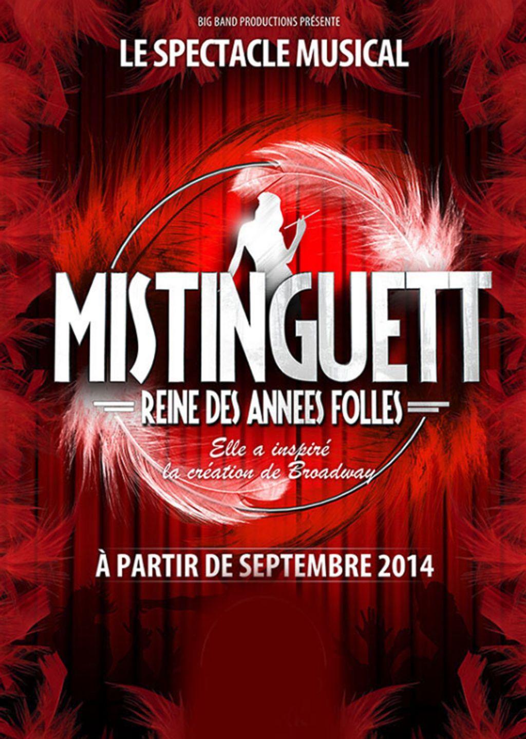Mistinguett, une chouette comédie musicale