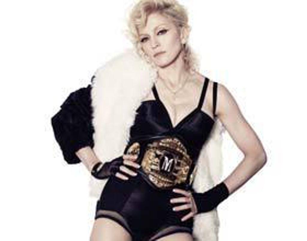 """Madonna vous donne """"4 minutes"""""""