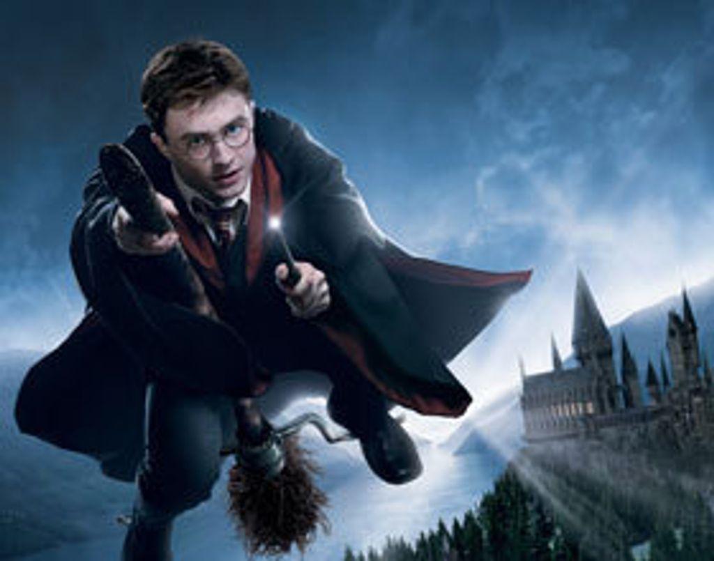 Le parc d'attractions Harry Potter a ouvert !
