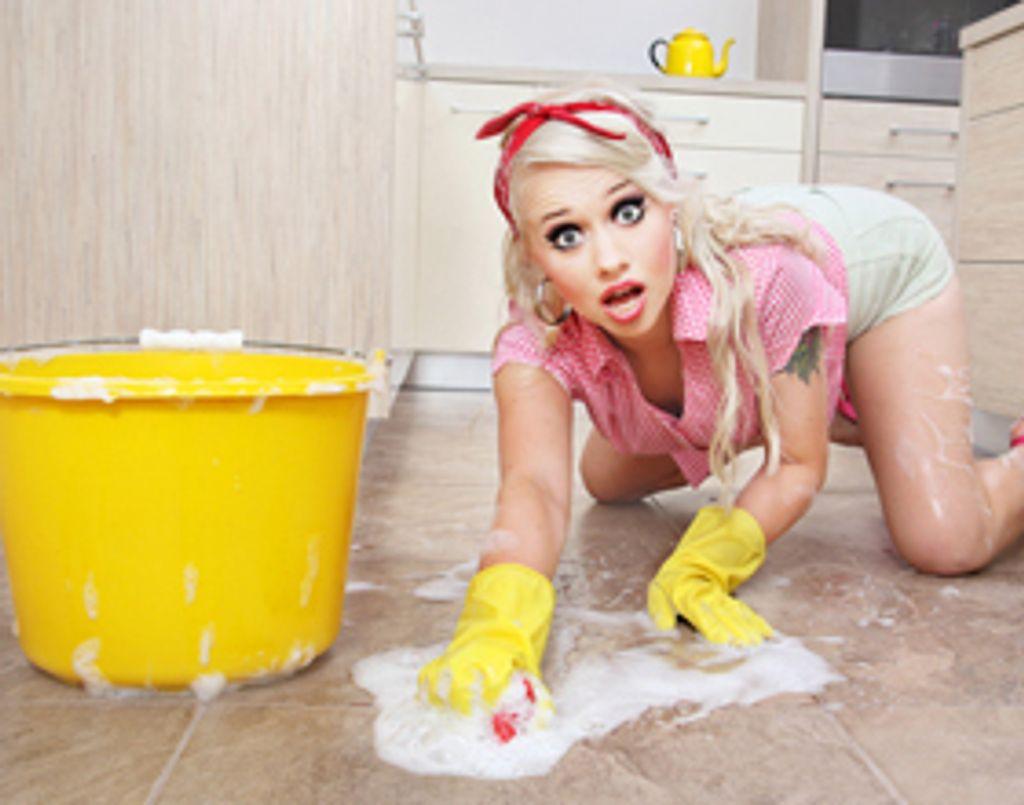 Comment nettoyer une tache de rouille ?