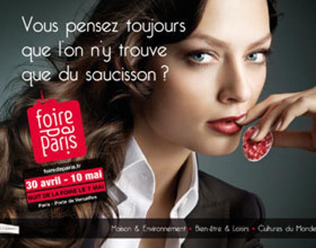 Mon rendez-vous du printemps : la Foire de Paris !