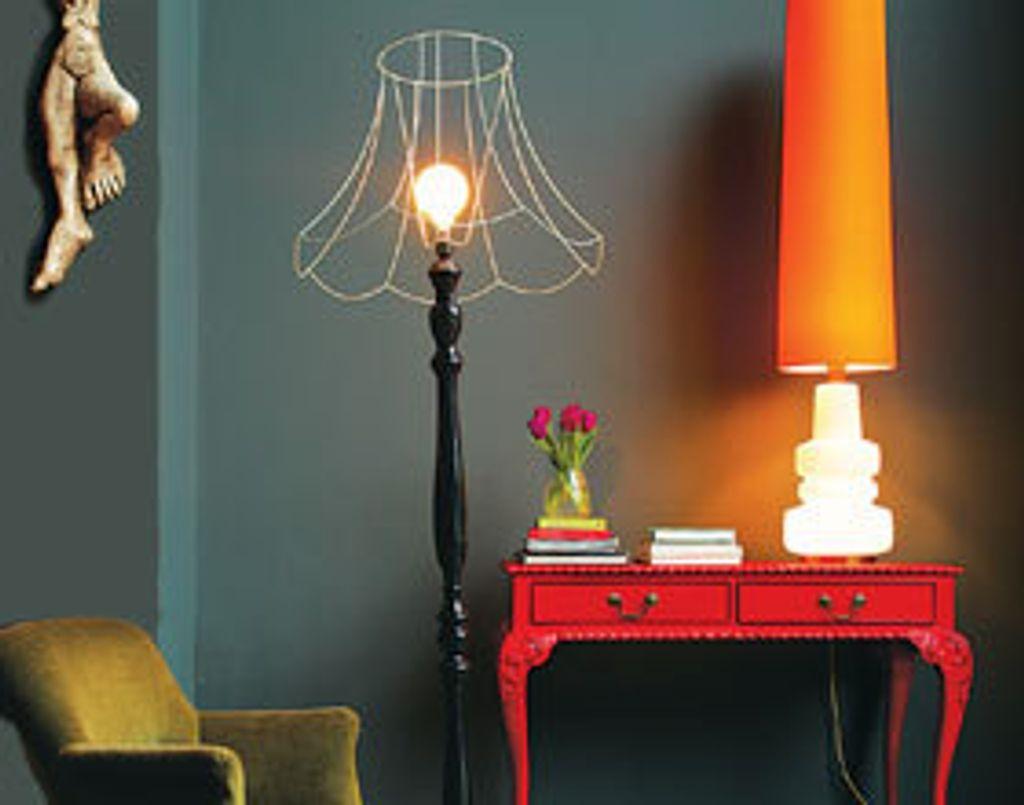 Que la lumière soit ! 3 idées de lampes à bricoler soi-même...