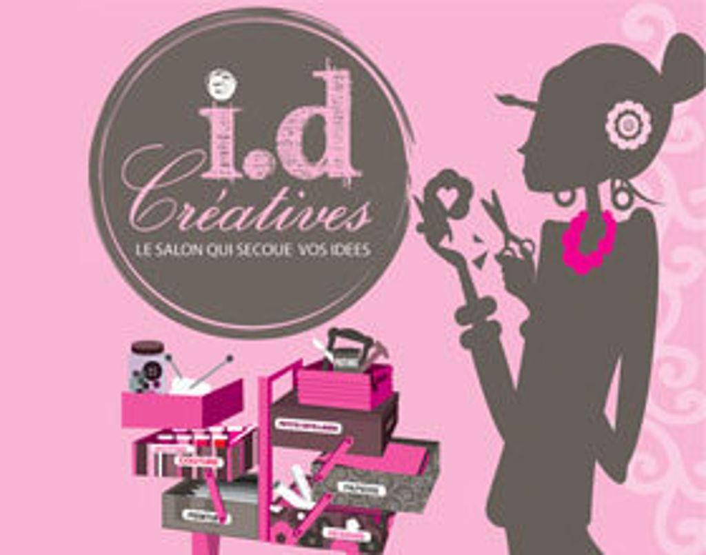 Salon I.d Créatives à Lyon du 13 au 16 mars
