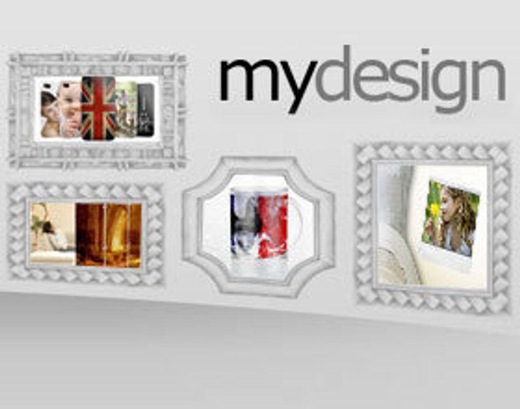 Mydesign.com, pour personnaliser vraiment tout !