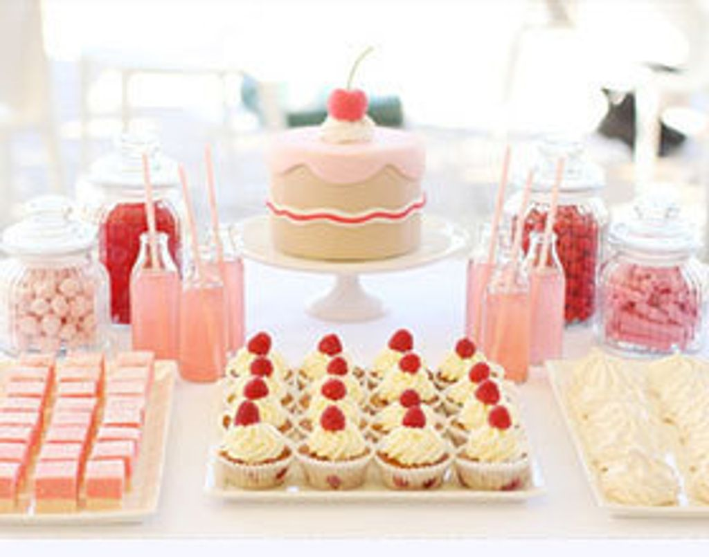 Les sweet tables débarquent en France !