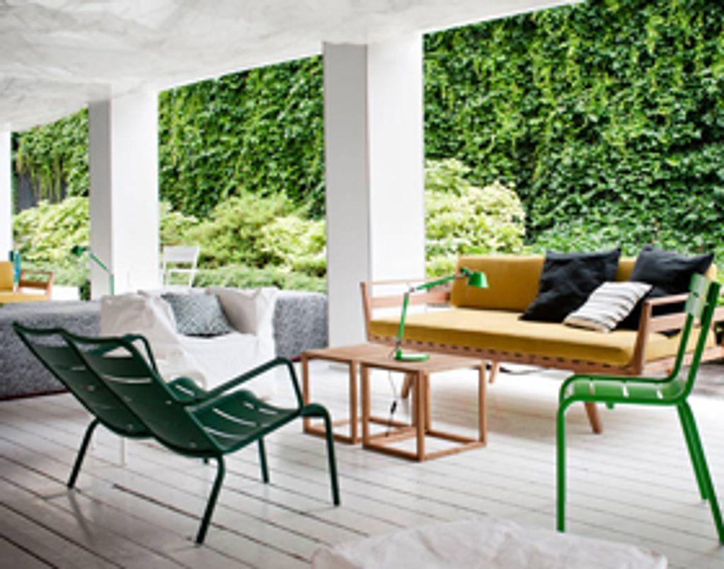 Un salon dans ma terrasse !